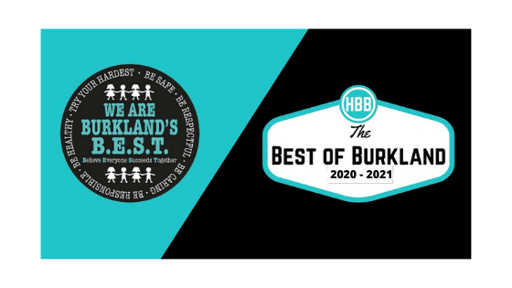 First Edition of the BEST of Burkland for the YEAR!